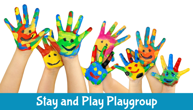 Stay and Play Wed 9:30am